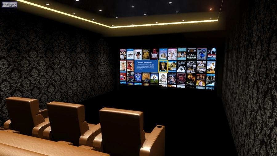 What Speakers Should I Use in a Home Theater Installation?